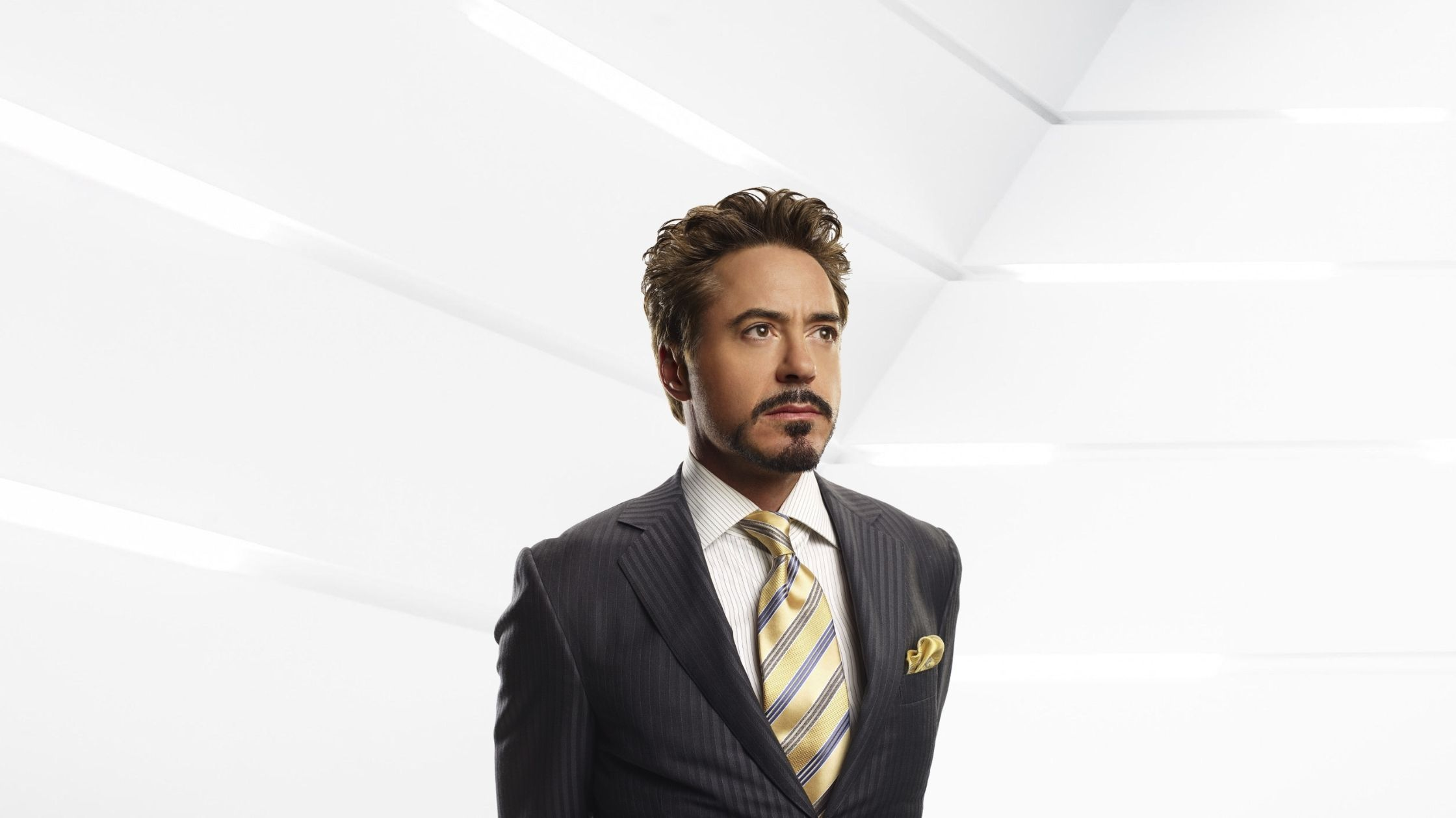 Tony Stark Beard style is GameChanger